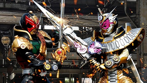 Kamen Rider Zi-O the Movie Over Quartzer Subtitle Indonesia