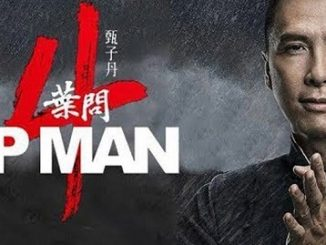 Ip Man 4 the Finale Subtitle Indonesia