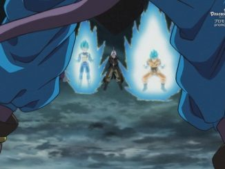 Dragon Ball Heroes Episode 21 Subtitle Indonesia