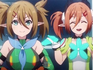 Phantasy Star Online 2 Episode Oracle Episode 24 Subtitle Indonesia