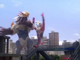 Ultraman Z Episode 16 Subtitle Indonesia