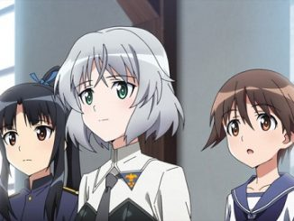 Strike Witches S3 Episode 8 Subtitle Indonesia