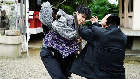 6 From High and Low The Worst Episode 5 Subtitle Indonesia