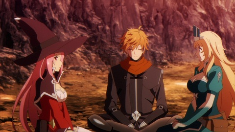 Kings Raid: Ishi wo Tsugumono-tachi Episode 12 Subtitle Indonesia