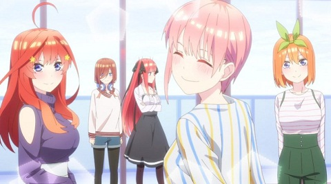 Gotoubun no Hanayome S2 Episode 2 Subtitle Indonesia
