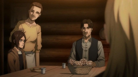 Shingeki no Kyojin S4 Episode 11 Subtitle Indonesia