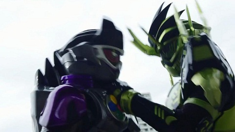 Kamen Rider Genms The Presidents Episode 2 Subtitle Indonesia