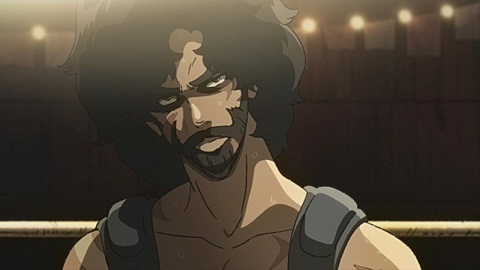 Megalo Box S2 Episode 1 Subtitle Indonesia