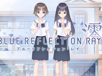 Blue Reflection Ray Episode 1 Subtitle Indonesia