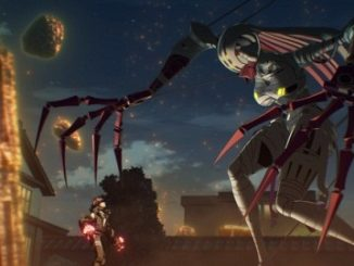 D-Cide Traumerei the Animation Episode 2 Subtitle Indonesia