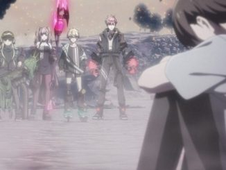 D-Cide Traumerei the Animation Episode 4 Subtitle Indonesia