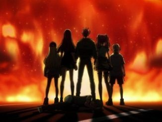 D-Cide Traumerei the Animation Episode 5 Subtitle Indonesia